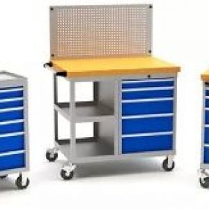 Tools Trolley Manufacturers - Tools Trolley in India