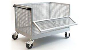Wiremesh Trolley manufacturer vadodara