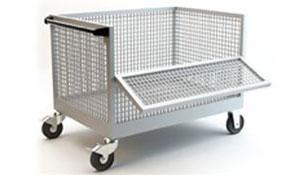 Wiremesh Trolley Manufacturer