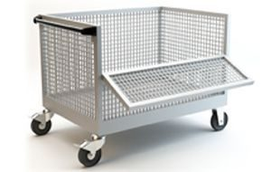 Wiremesh trolleys India
