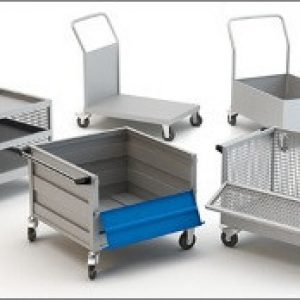 Material Trolley Manufacturer
