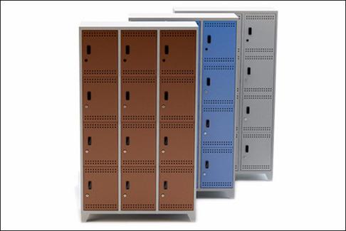 Storage Locker Manufacturer