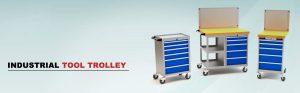 Industrial Tools Trolley India Ahmedabad