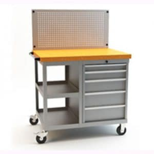cnc tool storage trolley supplier in vastral