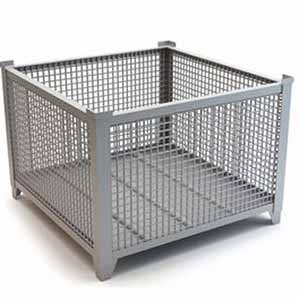 wire mesh trolley manufacturer in delhi, India